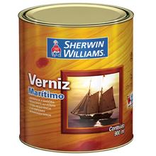 Verniz Fosco Maritimo 0,9L Incolor Sherwin Williams