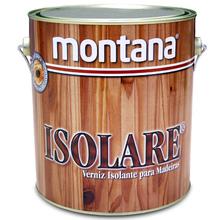 Verniz Montana Isolare Acetinado Incolor 3,6L