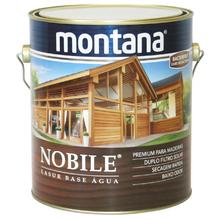 Verniz Montana Lasur Nobile Acetinado Incolor 3,6L