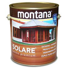 Verniz Montana Solare Premium Acetinado Transparente 3,6L