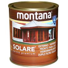 Verniz Montana Solare Premium Acetinado Transparente 900ml