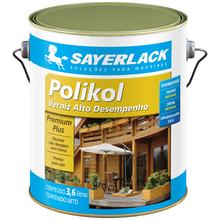 Verniz Sayerlack Polikol Acetinado Canela 3,6L