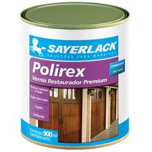 Verniz Sayerlack Polirex Brilhante Imbuia 900ml