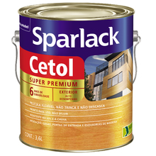 Verniz Sparlack Cetol Acetinado Imbuia 3,6L