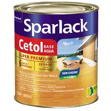 Verniz Sparlack Cetol Base Água Acetinado Mogno 900ml