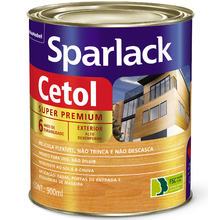 Verniz Sparlack Cetol Brilhante Ipê 900ml