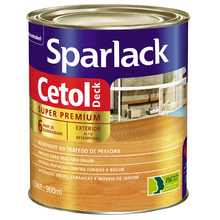 Verniz Sparlack Cetol Deck Semi Brilho Natural 900ml