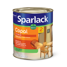 Verniz Sparlack Copal Transparente 900ml