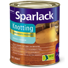 Verniz Sparlack Knotting Brilhante Natural 900ml