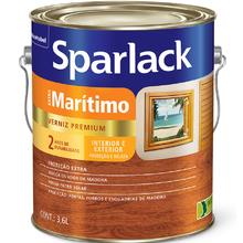 Verniz Sparlack Marítimo Brilhante Transparente 3,6L