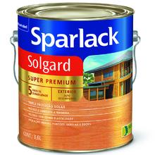 Verniz Sparlack Solgard Acetinado Natural 3,6L