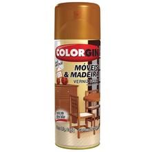 Verniz Spray Móveis Madeira Verniz Natural Brilhante Lata 350L