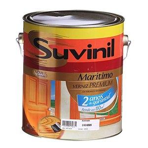 Verniz Suvinil Marítimo Acetinado Natural 3,6L