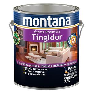 Verniz Tingidor Imbuia Brilhante 3,6L Montana