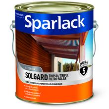 Verniz Triplo Filtro Solar Brilhante Mogno 3,6L Sparlack