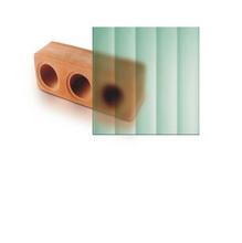 Vidro Canelado Incolor 3/4Mm(M2) 10540 Divinal