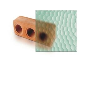 Vidro Martelado Incolor 150X220(M2) 10580 Divinal