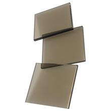 Vidro por Metro Comum Bronze 8mm Pilar Glass