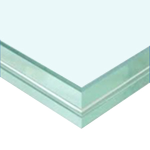 Vidro por Metro Transparente Laminado 8mm Glass Vale