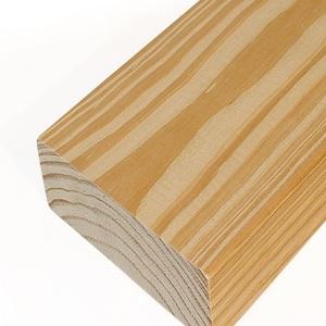 Viga Pinus Autoclavada Bruto 5cmx22,1cmx4,87m Madvei