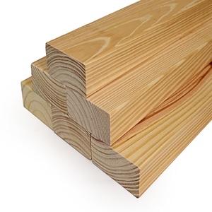 Viga Pinus Natural Aparelhada 4,5cmx10cmx3m Madvei