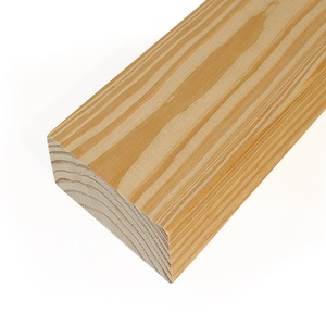 Viga Pinus Natural Aparelhada 4,5cmx20cmx3,96m Madvei