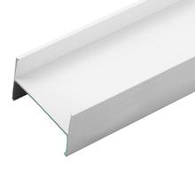 Viga Rígido de PVC 600x2,5cm Real PVC