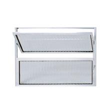 Vitrô Basculante Alumínio 0,4X0,4 Habitec